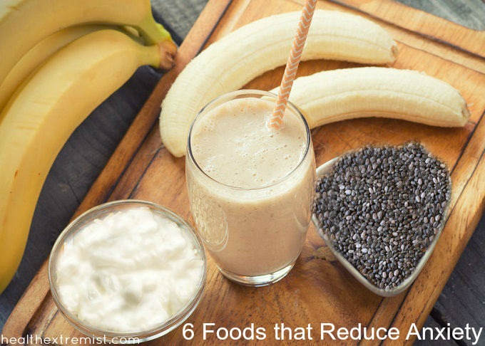 6 Foods that Help Anxiety