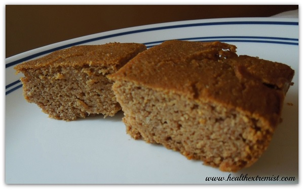 coconut flour pumpkin bread recipe