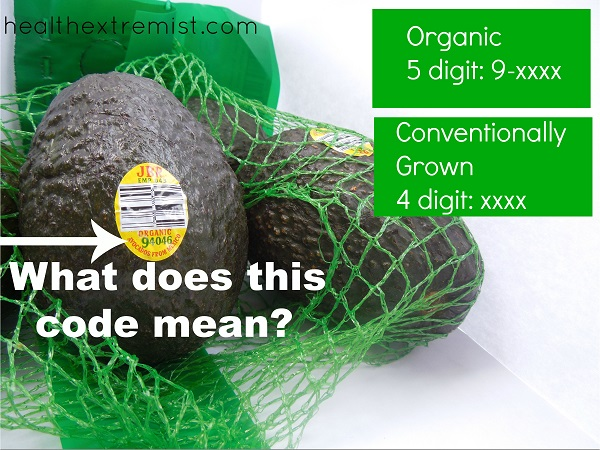 Did You know that Fruit Labels Give You Useful Information?