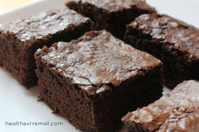 Delicious Paleo Brownies Made with Cococonut Flour - These brownies are gluten free, dairy free, and paleo