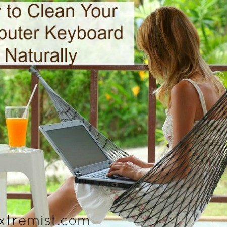 How to Clean a Keyboard Naturally