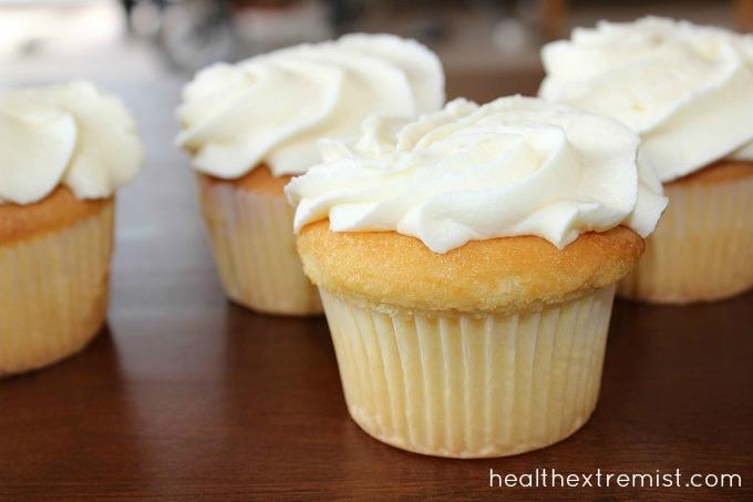 Paleo Coconut Flour Cupakes Recipe